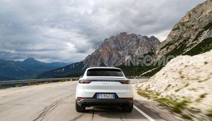 [VIDEO] Prova Porsche Cayenne Coupè 2019: il SUV sportivo ed elegante - Foto 7 di 25