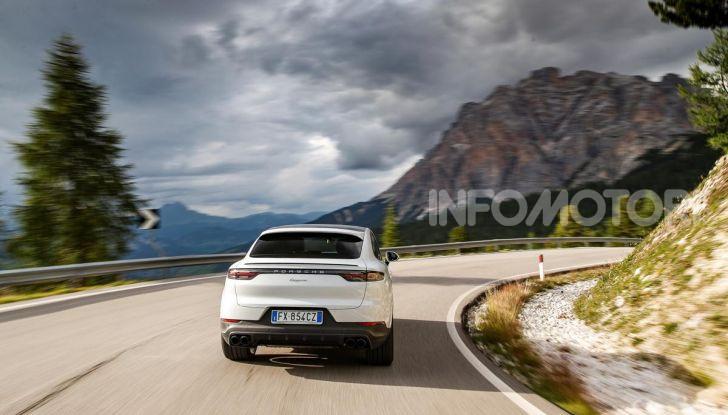 [VIDEO] Prova Porsche Cayenne Coupè 2019: il SUV sportivo ed elegante - Foto 6 di 25
