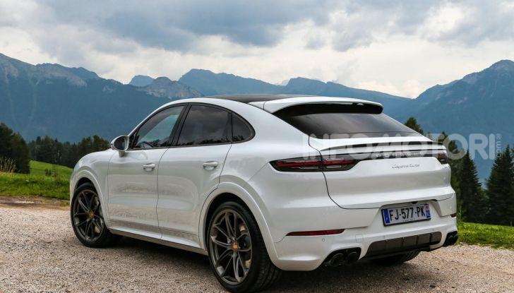 [VIDEO] Prova Porsche Cayenne Coupè 2019: il SUV sportivo ed elegante - Foto 21 di 25