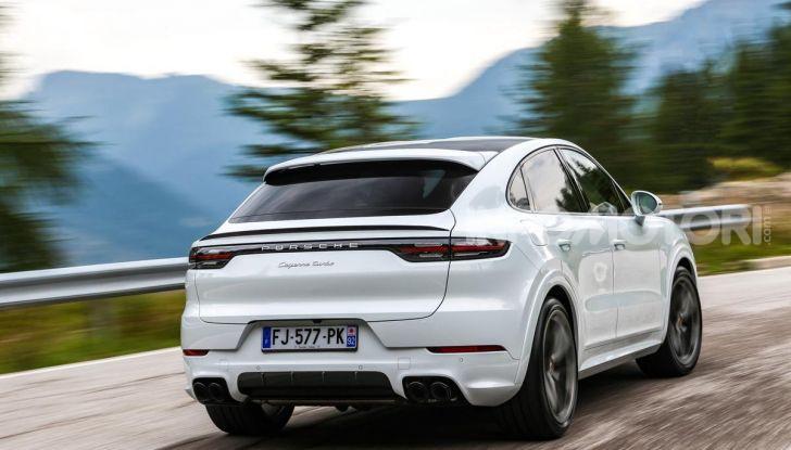 [VIDEO] Prova Porsche Cayenne Coupè 2019: il SUV sportivo ed elegante - Foto 20 di 25