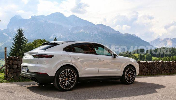 [VIDEO] Prova Porsche Cayenne Coupè 2019: il SUV sportivo ed elegante - Foto 18 di 25