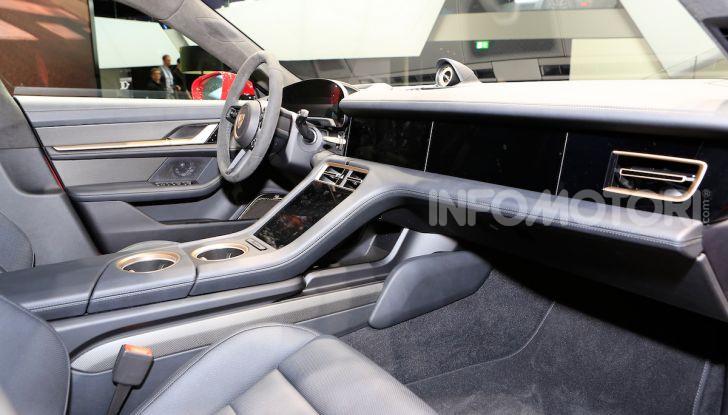 Francoforte 2019, tutte le nuove auto elettriche presentate al Salone - Foto 26 di 64