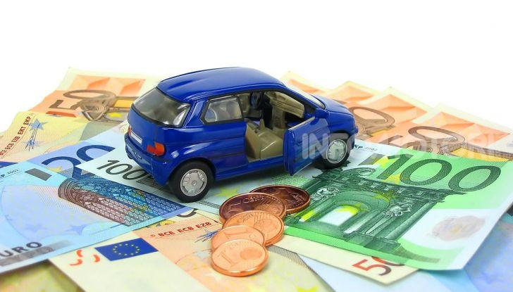 I costi dell'assicurazione RC Auto