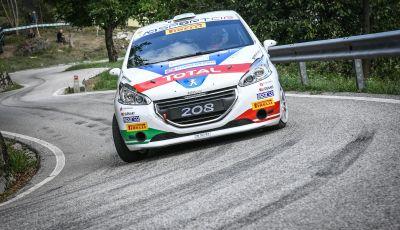 55° Rally del Friuli – Ennesima vittoria di Ciuffi e la PEUGEOT 208