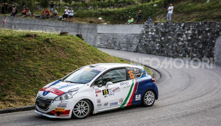 55° Rally del Friuli – Ennesima vittoria di Ciuffi e la PEUGEOT 208 - Foto 4 di 7