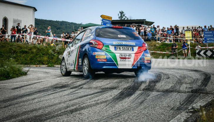 55° Rally del Friuli – Ennesima vittoria di Ciuffi e la PEUGEOT 208 - Foto 5 di 7