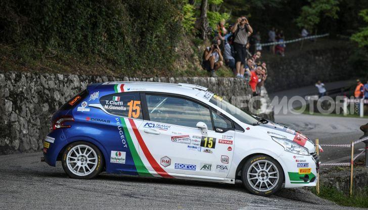 55° Rally del Friuli – Ennesima vittoria di Ciuffi e la PEUGEOT 208 - Foto 7 di 7