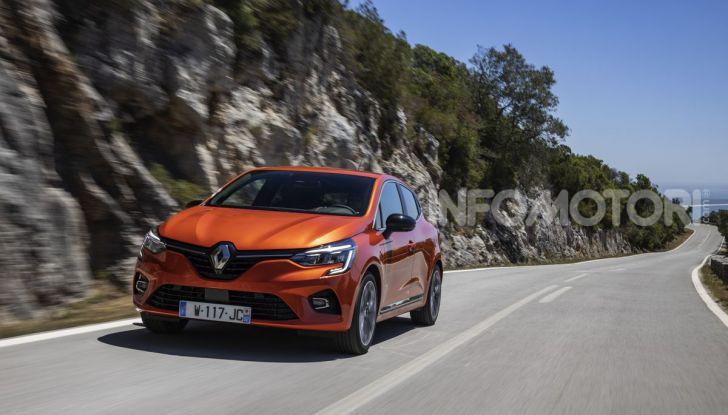 Nuova Renault Clio 2020, la prova su strada della quinta generazione - Foto 3 di 20