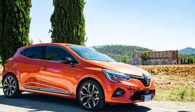 Nuova Renault Clio 2020, la prova su strada della quinta generazione