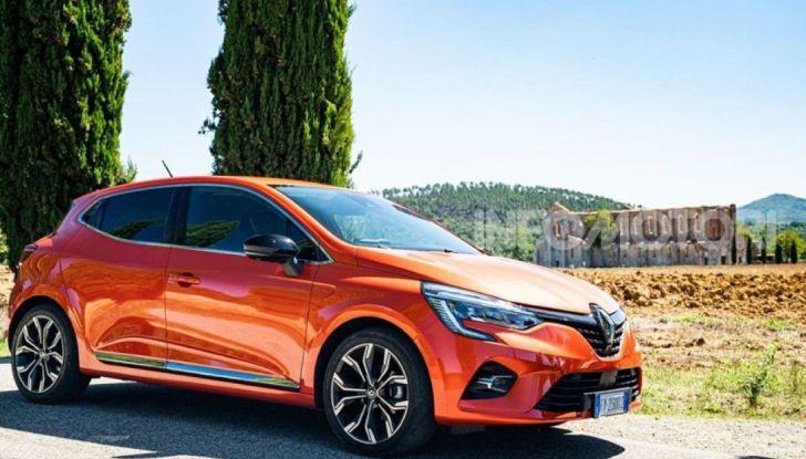 Nuova Renault Clio 2020, la prova su strada della quinta generazione - Foto 1 di 20