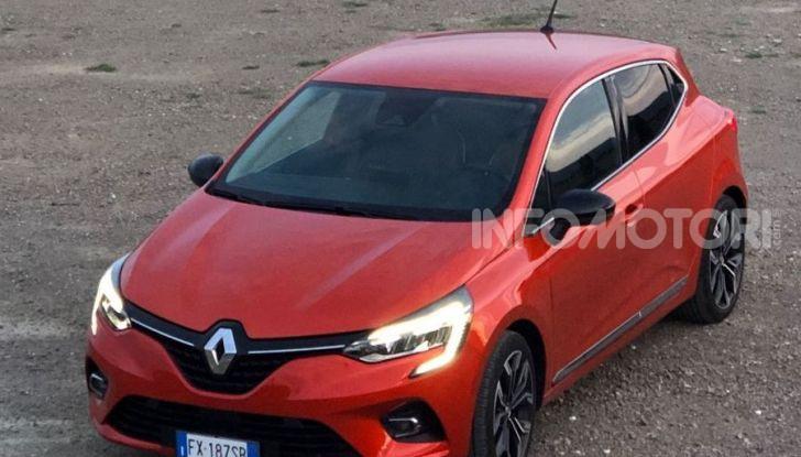 Nuova Renault Clio 2020, la prova su strada della quinta generazione - Foto 20 di 20