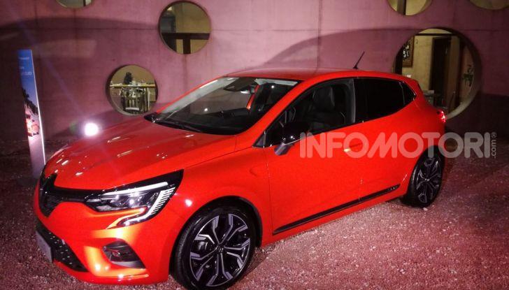 Nuova Renault Clio 2020, la prova su strada della quinta generazione - Foto 5 di 20