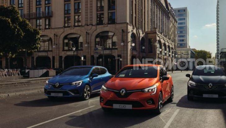 Nuova Renault Clio 2020, la prova su strada della quinta generazione - Foto 18 di 20