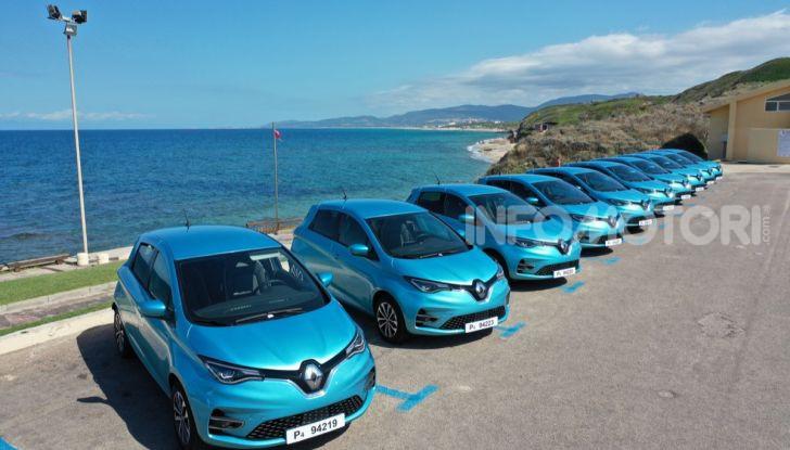 Nuova Renault ZOE 2020, l'elettrica da città alla sua terza serie - Foto 1 di 26