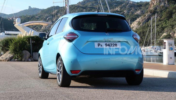 Nuova Renault ZOE 2020, l'elettrica da città alla sua terza serie - Foto 7 di 26