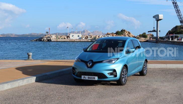 Nuova Renault ZOE 2020, l'elettrica da città alla sua terza serie - Foto 9 di 26