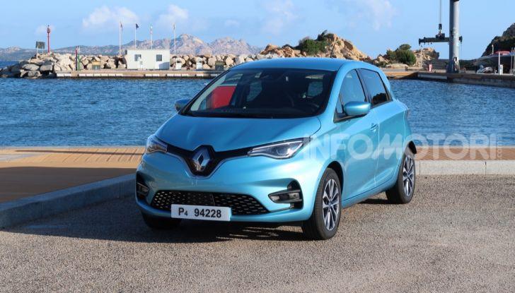 Nuova Renault ZOE 2020, l'elettrica da città alla sua terza serie - Foto 10 di 26