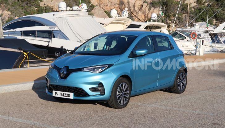 Nuova Renault ZOE 2020, l'elettrica da città alla sua terza serie - Foto 2 di 26