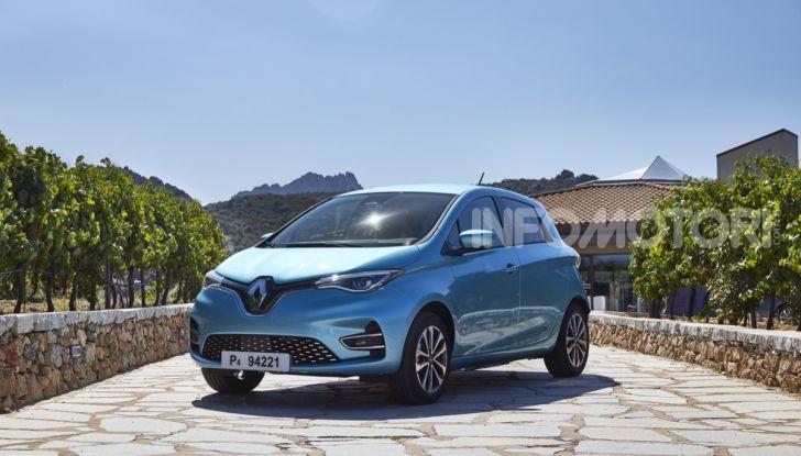 Nuova Renault ZOE 2020, l'elettrica da città alla sua terza serie - Foto 19 di 26