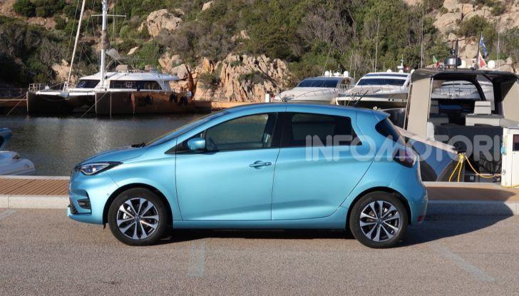 Nuova Renault ZOE 2020, l'elettrica da città alla sua terza serie - Foto 3 di 26