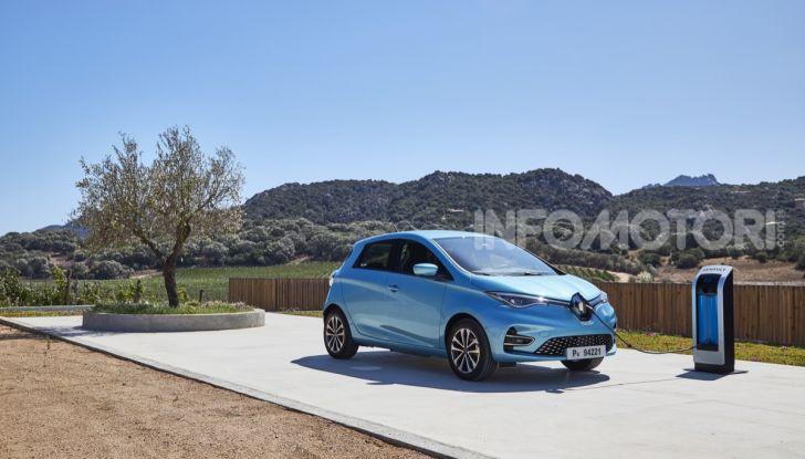 Nuova Renault ZOE 2020, l'elettrica da città alla sua terza serie - Foto 8 di 26