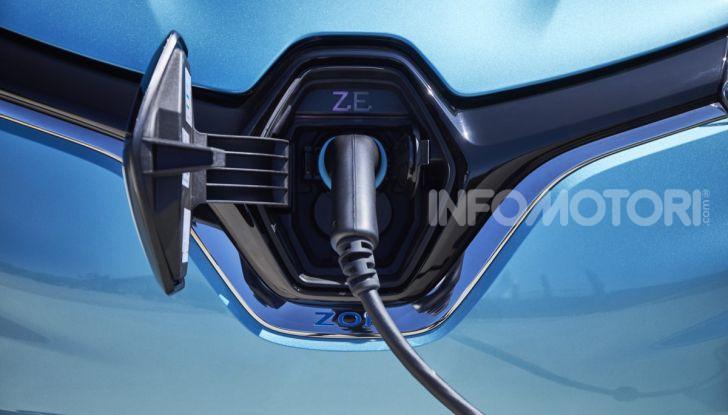 Nuova Renault ZOE 2020, l'elettrica da città alla sua terza serie - Foto 20 di 26