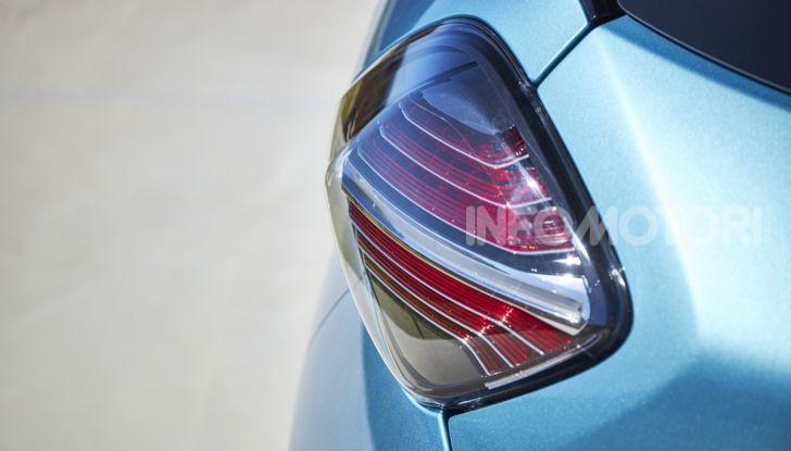 Nuova Renault ZOE 2020, l'elettrica da città alla sua terza serie - Foto 22 di 26