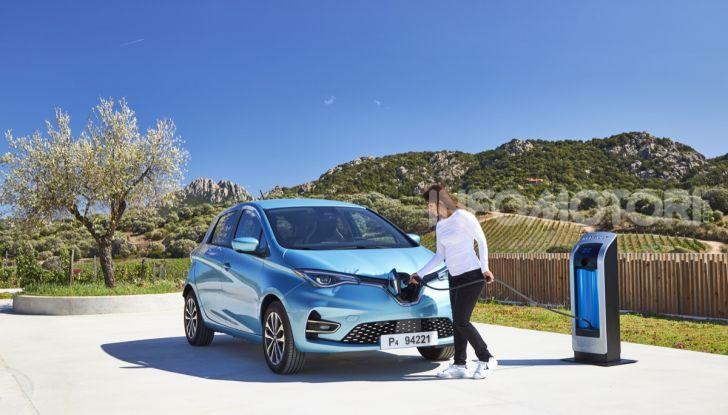 Nuova Renault ZOE 2020, l'elettrica da città alla sua terza serie - Foto 23 di 26