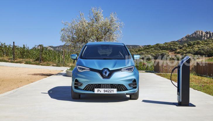 Nuova Renault ZOE 2020, l'elettrica da città alla sua terza serie - Foto 24 di 26