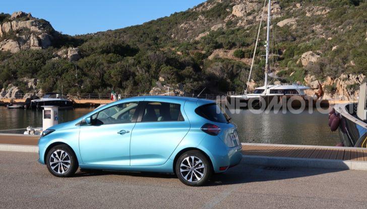 Nuova Renault ZOE 2020, l'elettrica da città alla sua terza serie - Foto 4 di 26