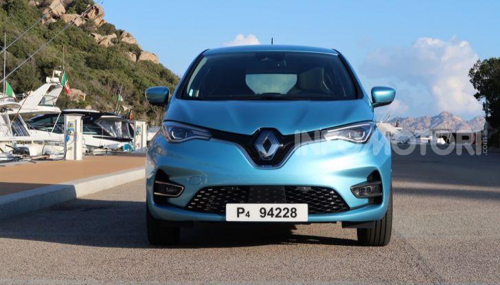 Nuova Renault ZOE 2020, l'elettrica da città alla sua terza serie - Foto 5 di 26