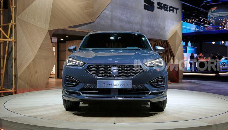 Seat Tarraco: nuovo motore 1.5 TSI e cambio automatico DSG a 7 rapporti - Foto 13 di 13