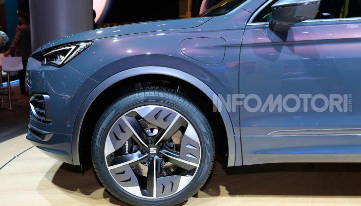 Seat Tarraco: nuovo motore 1.5 TSI e cambio automatico DSG a 7 rapporti - Foto 2 di 13