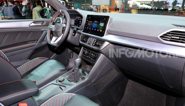 Seat Tarraco: nuovo motore 1.5 TSI e cambio automatico DSG a 7 rapporti - Foto 9 di 13