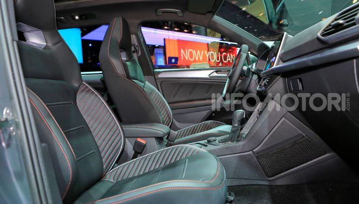 Seat Tarraco FR PHEV, motori e prestazioni - Foto 11 di 13