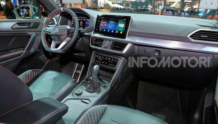 Seat Tarraco: nuovo motore 1.5 TSI e cambio automatico DSG a 7 rapporti - Foto 12 di 13