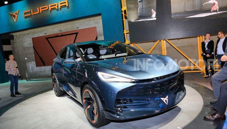 Cupra Tavascan Concept, il SUV coupé 100% elettrico - Foto 1 di 26