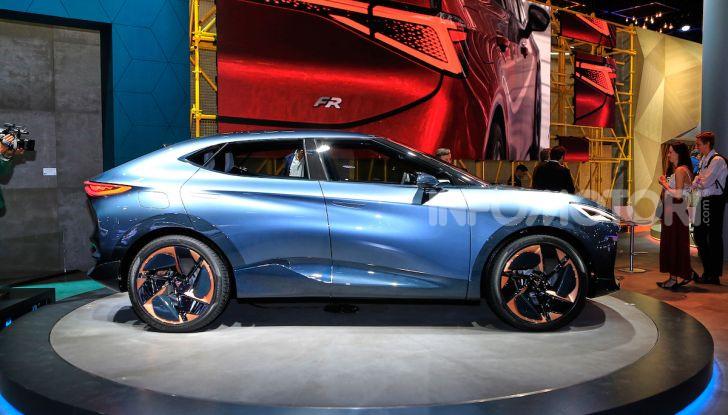 Cupra Tavascan Concept, il SUV coupé 100% elettrico - Foto 3 di 26