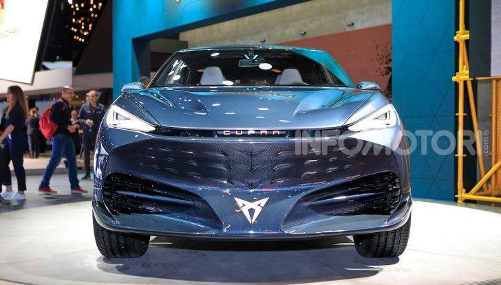 Cupra Tavascan Concept, il SUV coupé 100% elettrico - Foto 15 di 26