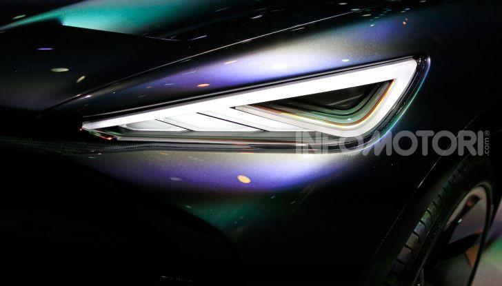 Cupra Tavascan Concept, il SUV coupé 100% elettrico - Foto 19 di 26