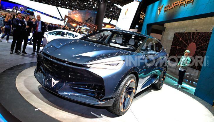 Cupra Tavascan Concept, il SUV coupé 100% elettrico - Foto 20 di 26