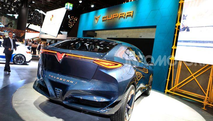 Cupra Tavascan Concept, il SUV coupé 100% elettrico - Foto 21 di 26