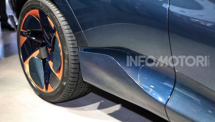 Cupra Tavascan Concept, il SUV coupé 100% elettrico - Foto 22 di 26