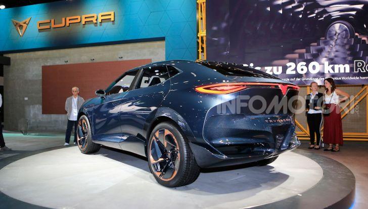 Cupra Tavascan Concept, il SUV coupé 100% elettrico - Foto 16 di 26