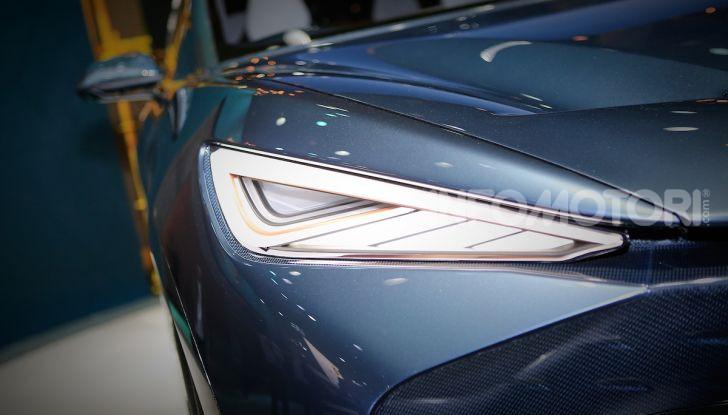 Cupra Tavascan Concept, il SUV coupé 100% elettrico - Foto 23 di 26