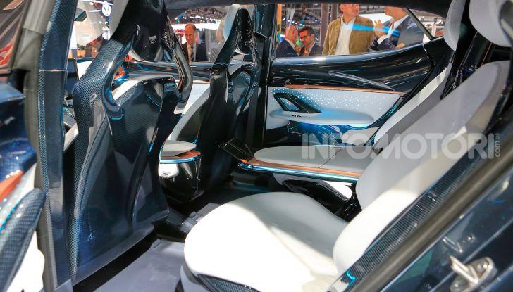 Cupra Tavascan Concept, il SUV coupé 100% elettrico - Foto 26 di 26