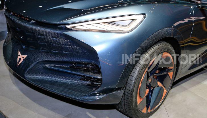 Cupra Tavascan Concept, il SUV coupé 100% elettrico - Foto 18 di 26