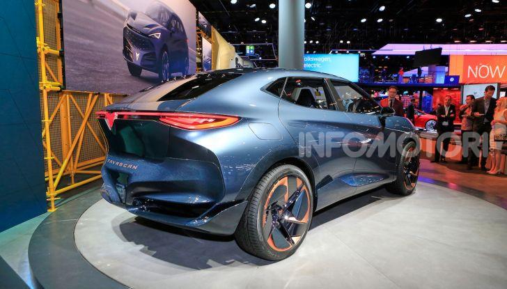 Cupra Tavascan Concept, il SUV coupé 100% elettrico - Foto 8 di 26