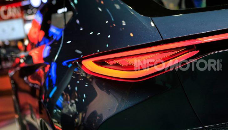 Cupra Tavascan Concept, il SUV coupé 100% elettrico - Foto 12 di 26