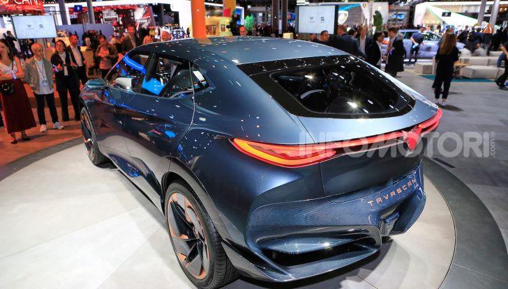 Cupra Tavascan Concept, il SUV coupé 100% elettrico - Foto 2 di 26